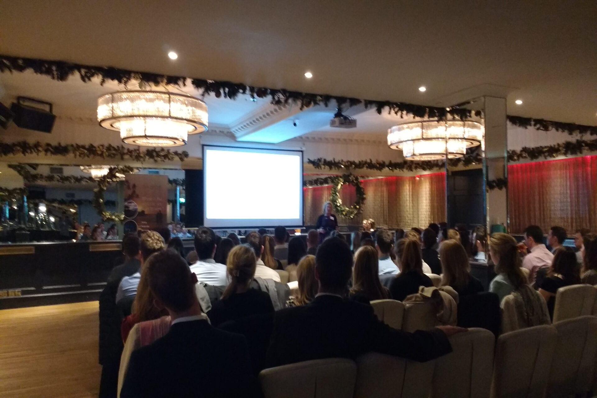 Worldwide Presentation Dublin