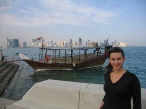 Liana Liston waterfront - Qatar