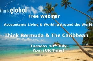 Accountants Living U0026 Working Around The World U2013 Think Bermuda U0026 Caribbean  [Webinar]