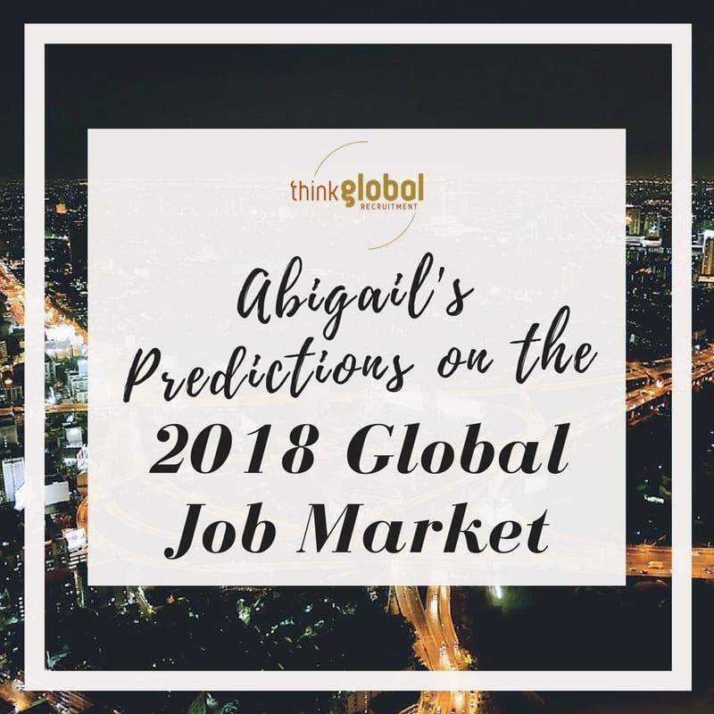 Think Global Recruitment - International Accountancy & Finance